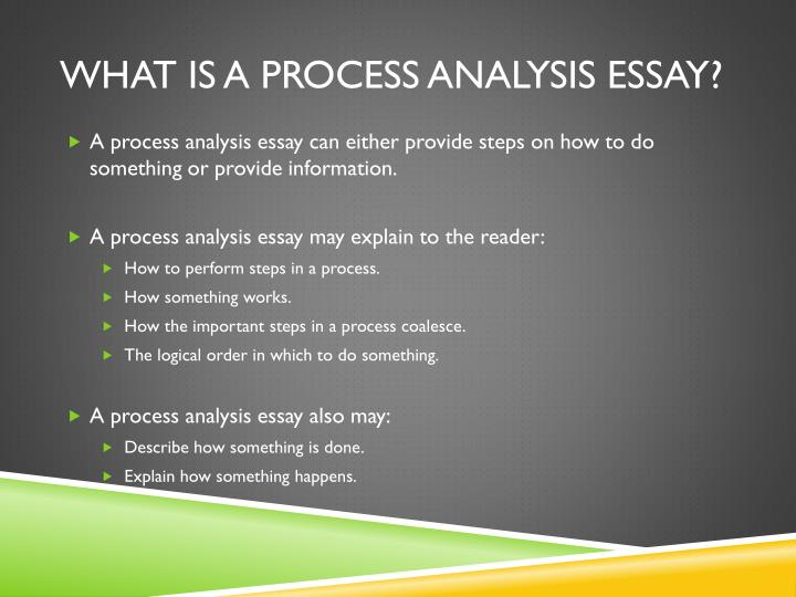 analysis essay topic Causal analysis essay topics should ask a question you feel you can answer with solid research you can review sample essays to get a general idea of what to write about and how to write it you can also learn what information is essential for the topic of choice.