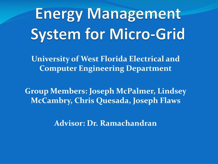 Ppt overview of energy management system powerpoint presentation.