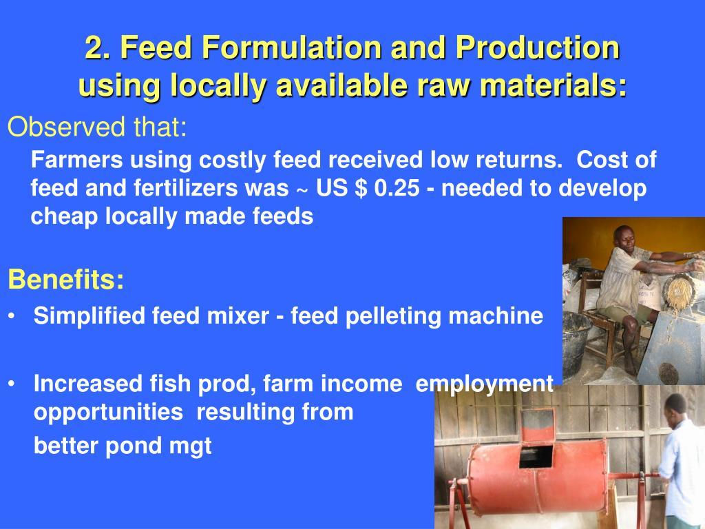 PPT - DEVELOPMENT OF FISH FARMING IN KENYA PowerPoint