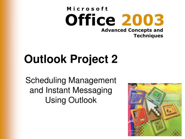 outlook project 2 n.