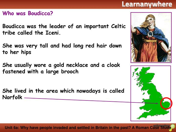 Who was Boudicca?
