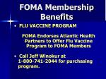 foma membership benefits3
