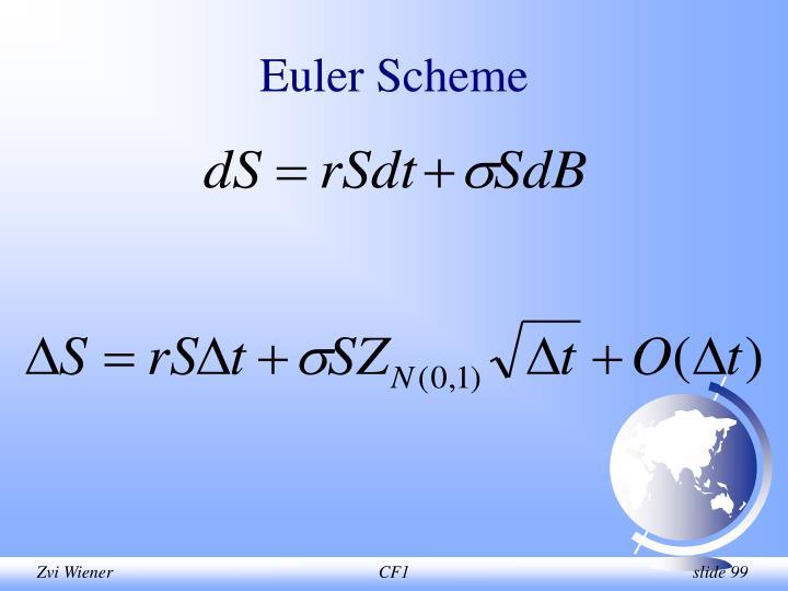 Euler Scheme