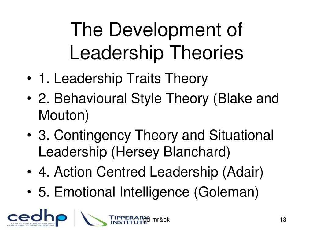 PPT - Leadership (Theory & Practice) PowerPoint Presentation