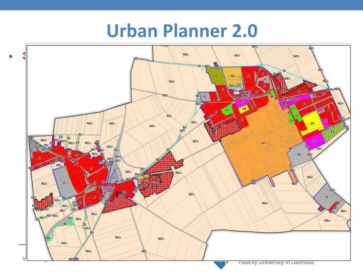 Urban Planner 2.0
