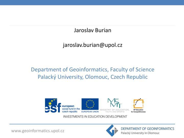 Jaroslav Burian