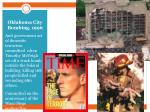 oklahoma city bombing 1996
