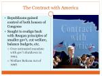 the contract with america