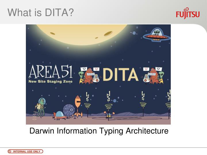 What is DITA?