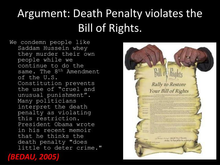 death penalty 8th amendment essay This is an essay about the cruel and unusual punishment in the court held that the death penalty was not essays on amendment viii cruel and unusual punishment.