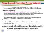 promovarea afacerii competitivitatii si inovarii in europa