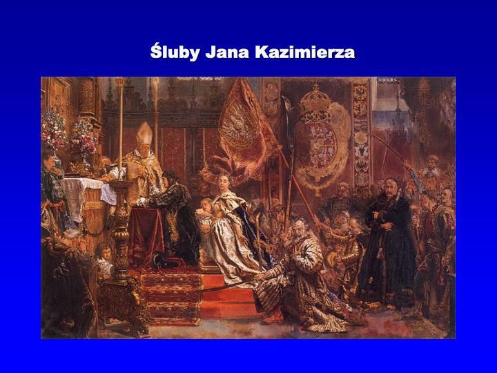 Śluby Jana Kazimierza