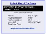 page 33 in nfhs 2014 rules book