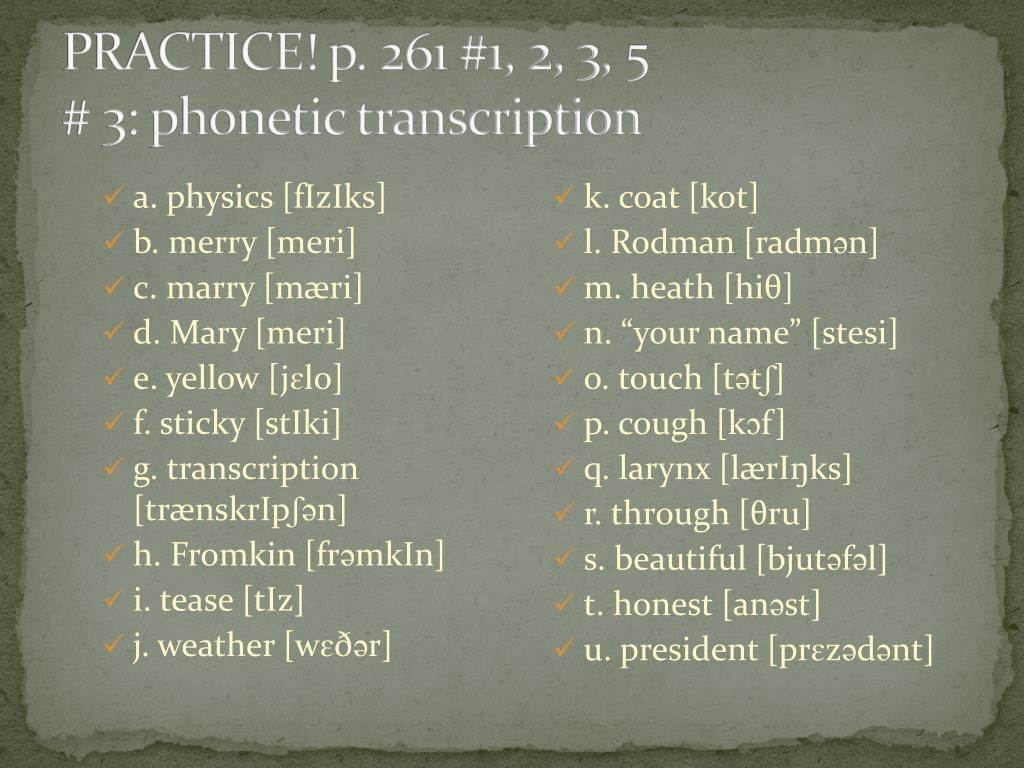 PPT - Phonetics: The Sounds of Language Jan-March,2013