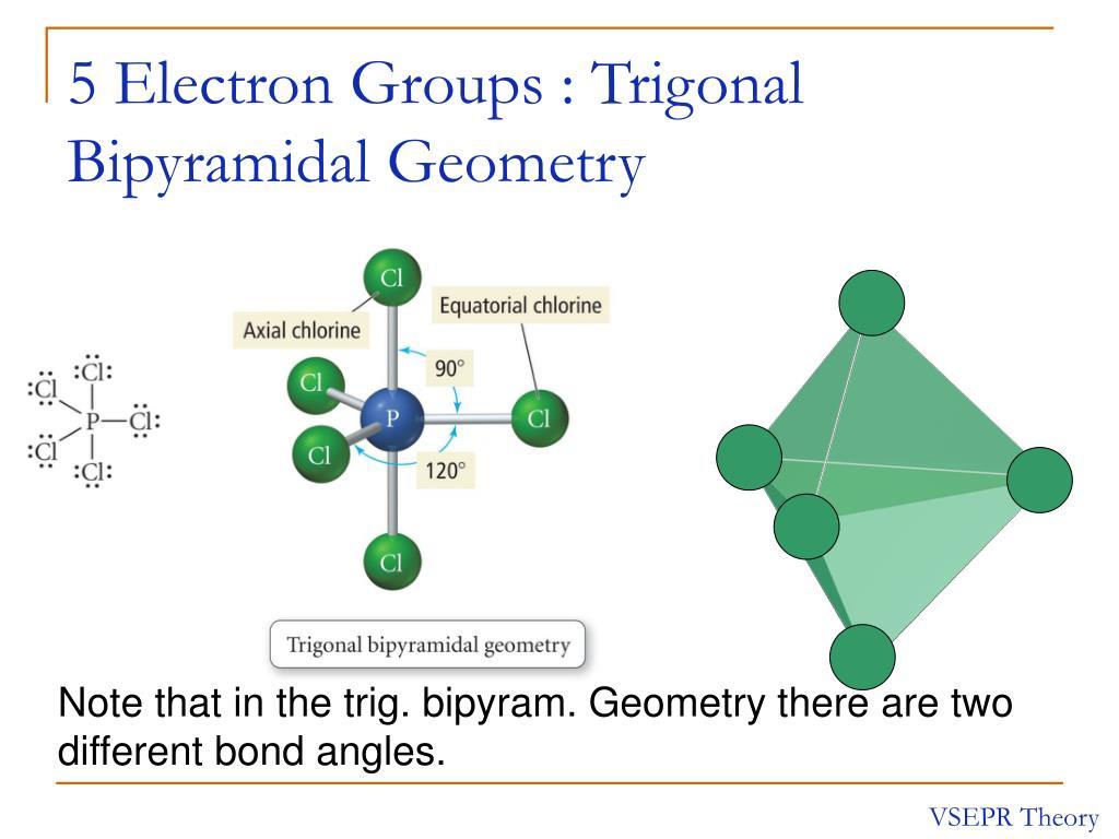 PPT - Chapter 10 : Chemical Bonding II : Molecular Shapes
