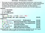 termel si production modell 7