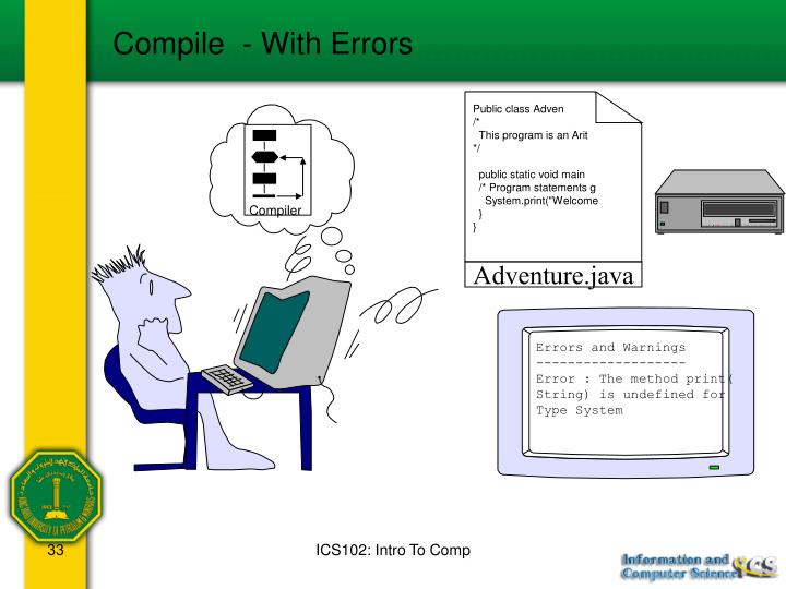 Compile  - With Errors