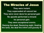 the miracles of jesus1
