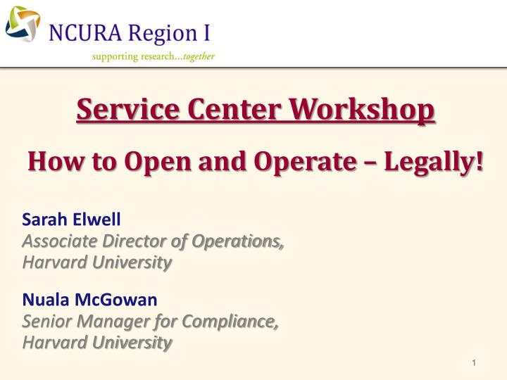 service center workshop how to open and operate legally n.