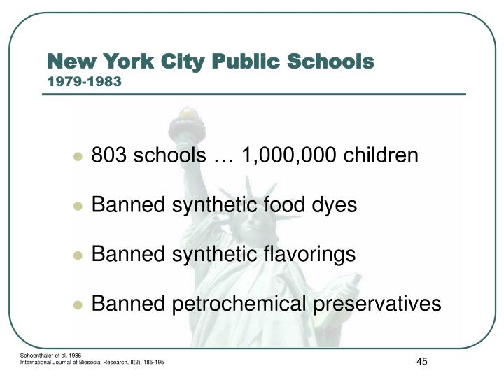 New York City Public Schools