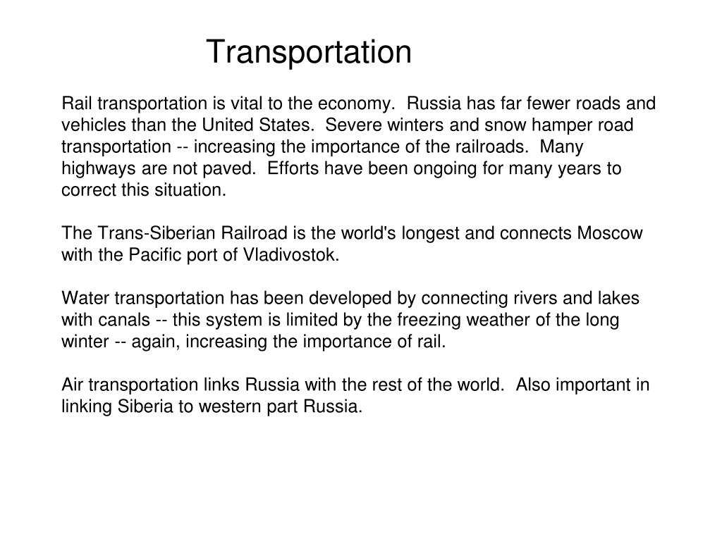 PPT - Unit 6 RUSSIA PowerPoint Presentation - ID:3883924