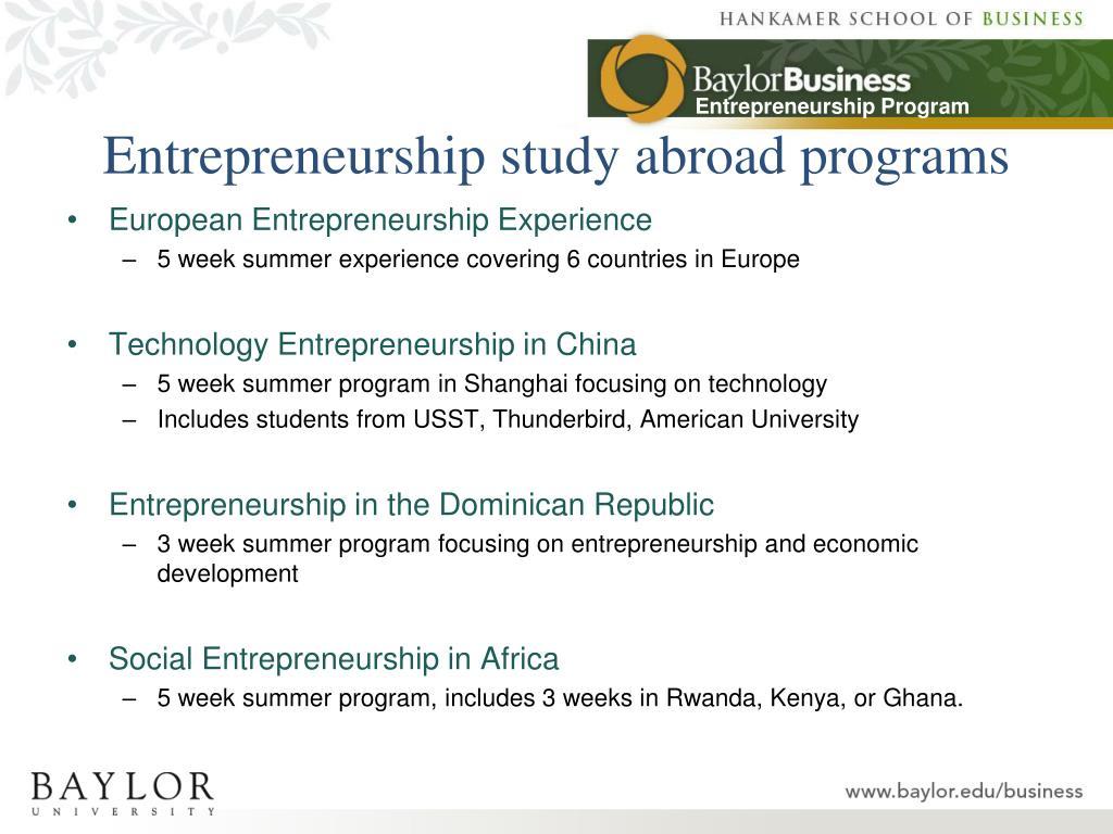 PPT - Teaching the Small Business/Entrepreneurship Course