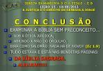 igreja evang lica s o s jesus e b li o 15 10 06 2013 a justi a e o direito de g nesis a josu13