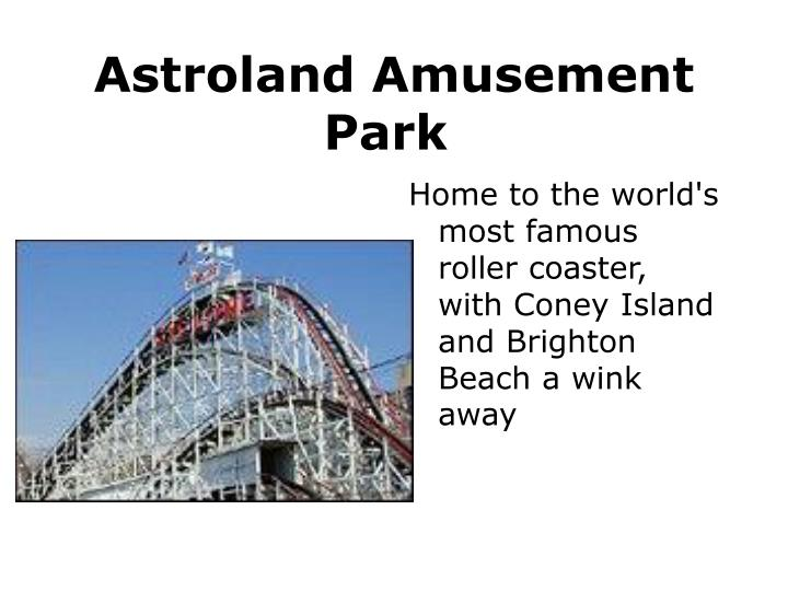 Astroland Amusement Park