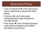 surat surat paulus1