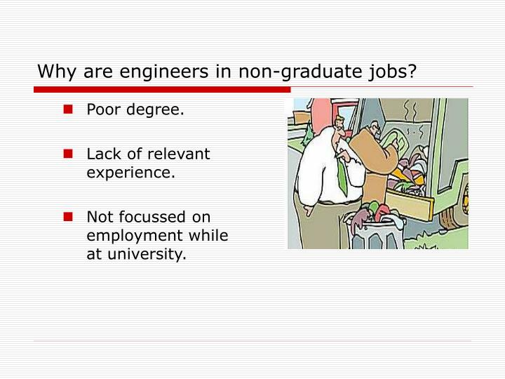 Poor degree.