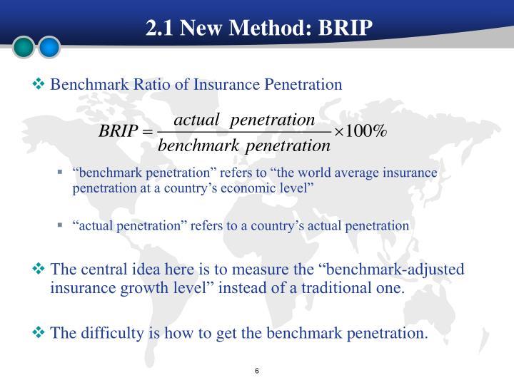 2.1 New Method: BRIP