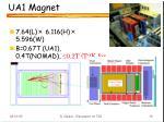ua1 magnet