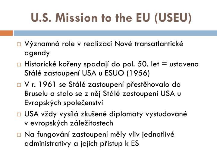 U.S. Mission to the EU (USEU)