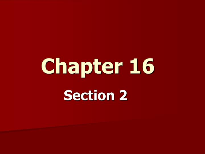 chapter 16 n.