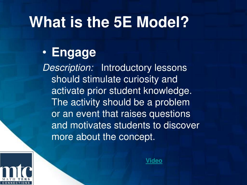 PPT - What is the 5E Model? PowerPoint Presentation - ID:3889385