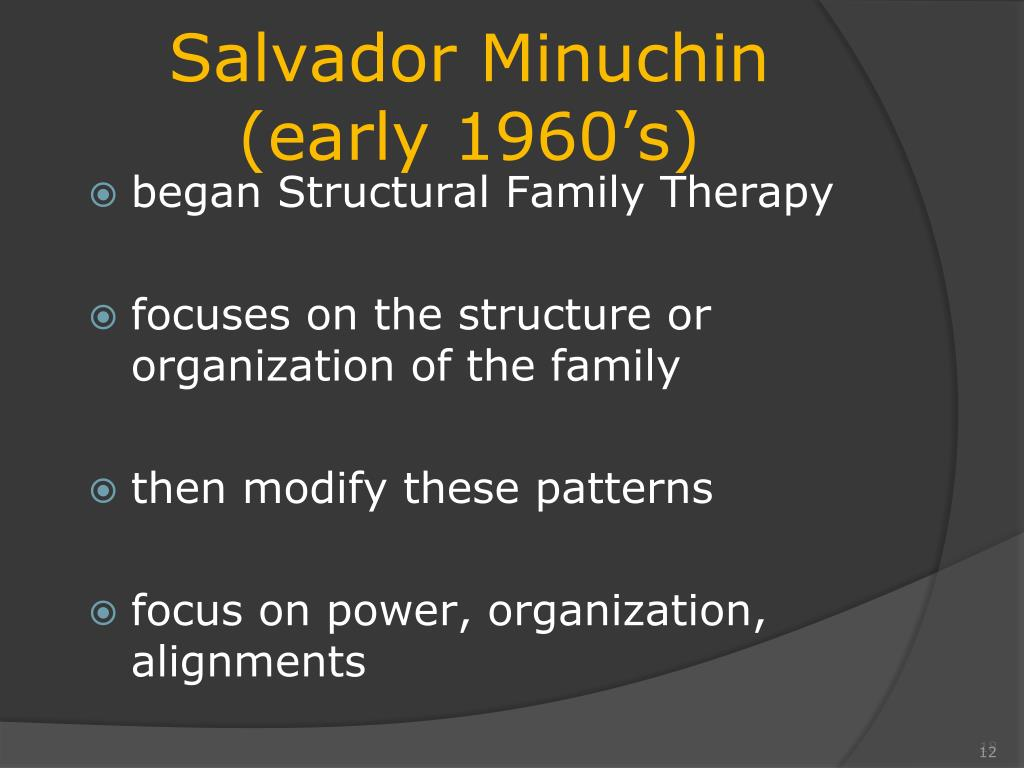 PPT - Family Systems Therapy PowerPoint Presentation, free ...