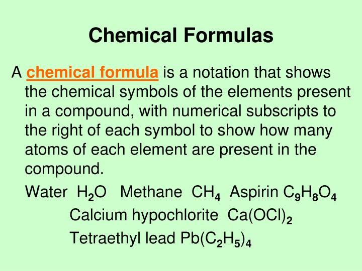 Ppt Chapter 5 Atoms And Molecules Powerpoint Presentation Id