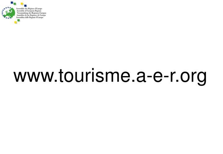 www.tourisme.a-e-r.org