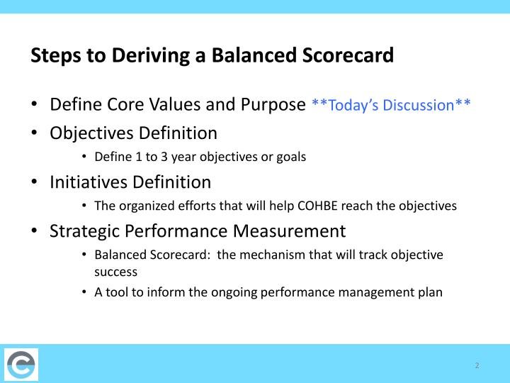 starbucks balanced scorecard 2014