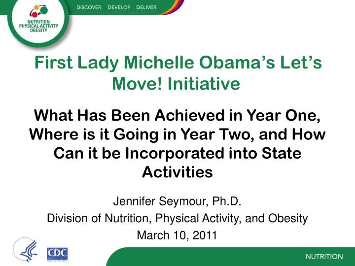 first lady michelle obama s let s move initiative n.