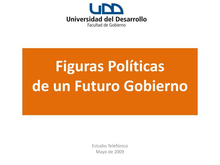 Figuras Políticas