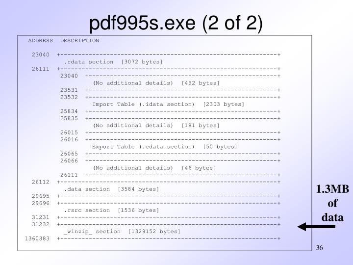 pdf995s.exe (2 of 2)