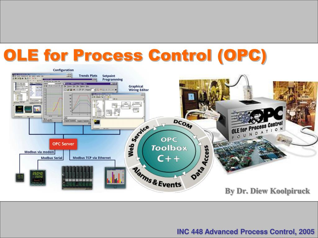 PPT - OLE for Process Control (OPC) PowerPoint Presentation