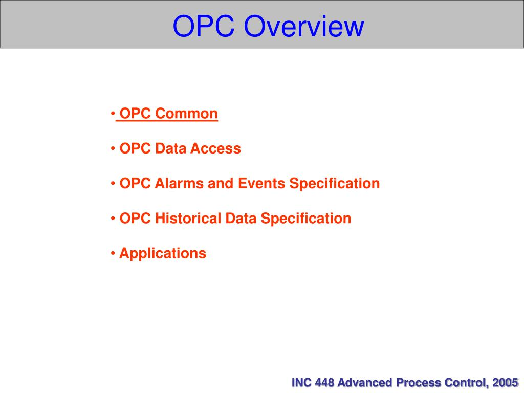 Top Five Opc Data Access 3 0 Download - Circus