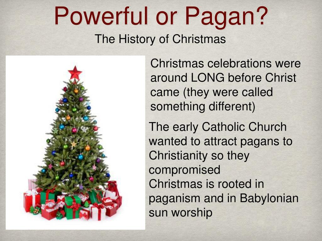 Image result for pagan christmas