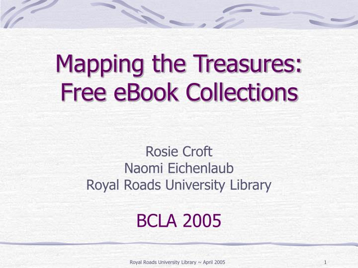 ppt mapping the treasures free ebook collections powerpoint