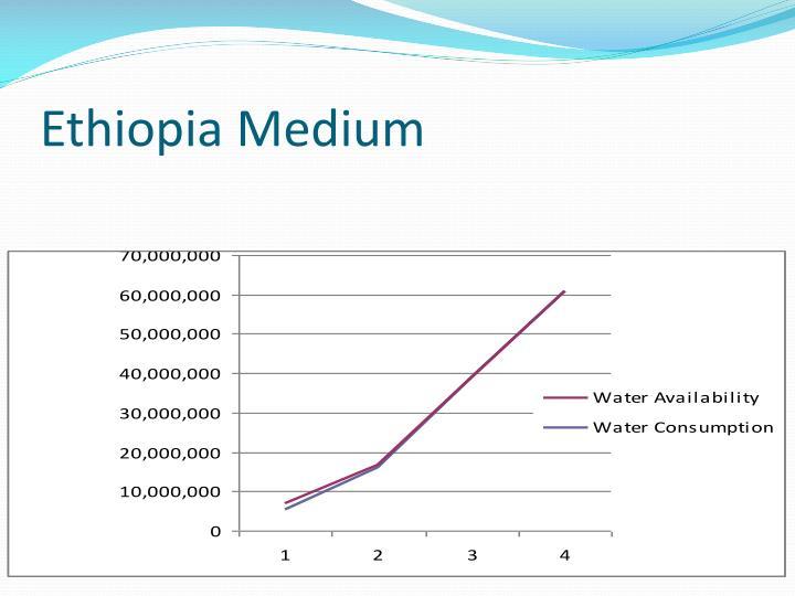 Ethiopia Medium