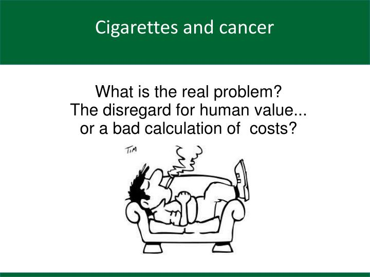 What is the real problem?