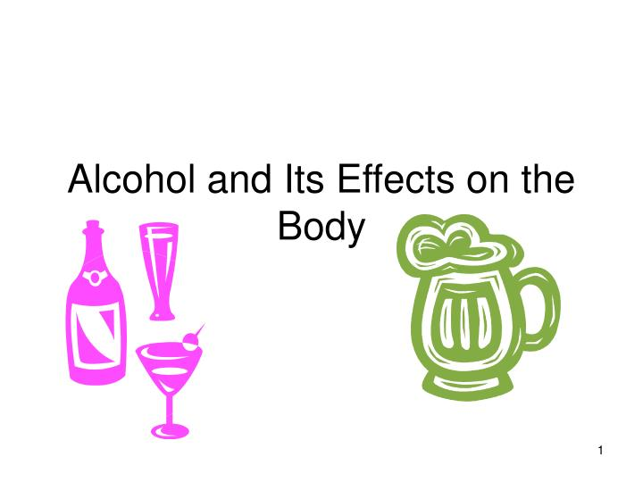 a look at alcoholism and its effects All people are affected by alcohol when they drink it alcohol always has an effect  on the brain, in any amount this is true when it is taken regularly or just once.