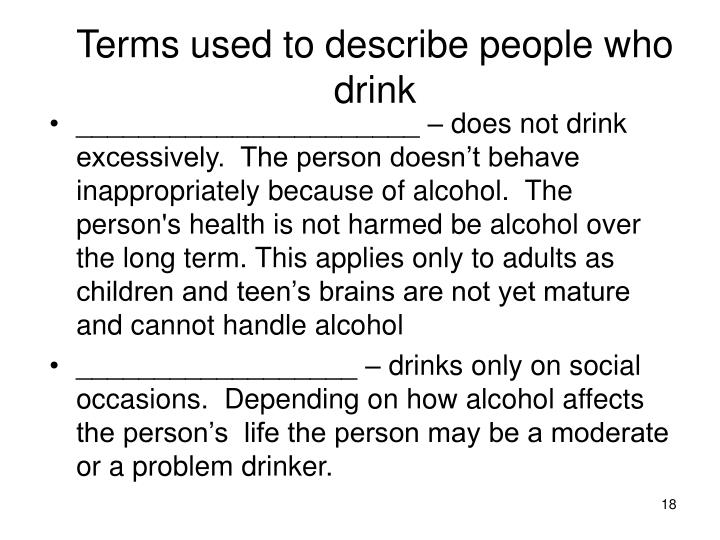 the issue of alcoholism and its effects Resources: alcohol and its effects (physical and social) in this section you will find a blank worksheet for students to fill in their ideas about alcohol's effect on different parts of the body, plus the answer sheet for you to work through with them.